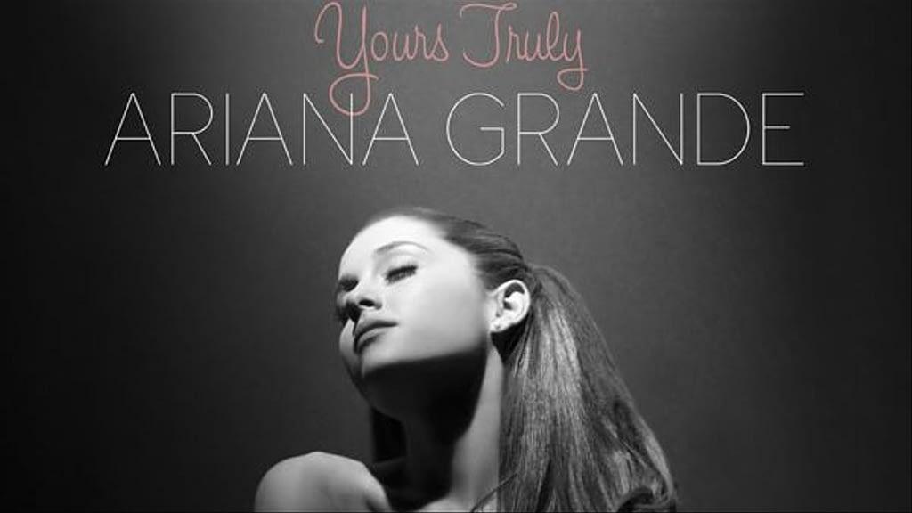 Yours Truly Ariana grande debut studio album