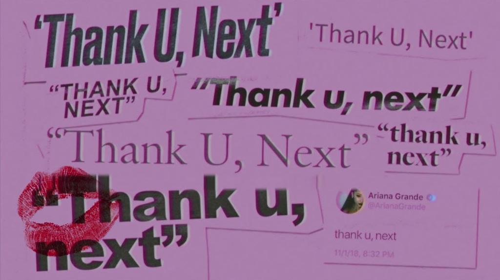 Ariana Thank U next