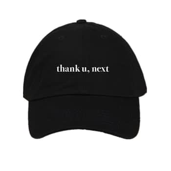 Thank U Next cap