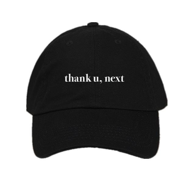Thank U Next cap
